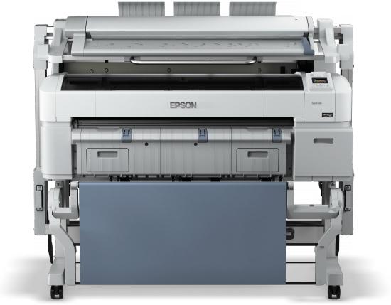 Epson SureColor SC-T5200DMFP - Drucker Farbig Tintenstrahldruck - 440 dpi