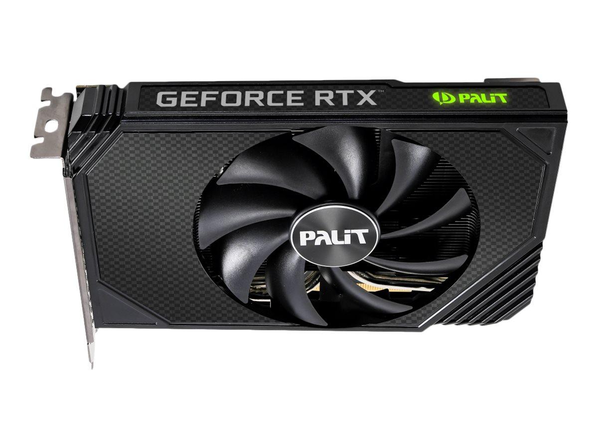 Vorschau: Palit GeForce RTX 3060 StormX - Grafikkarten