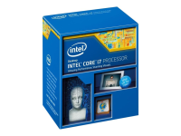 Core i7 4790 - 3.6 GHz