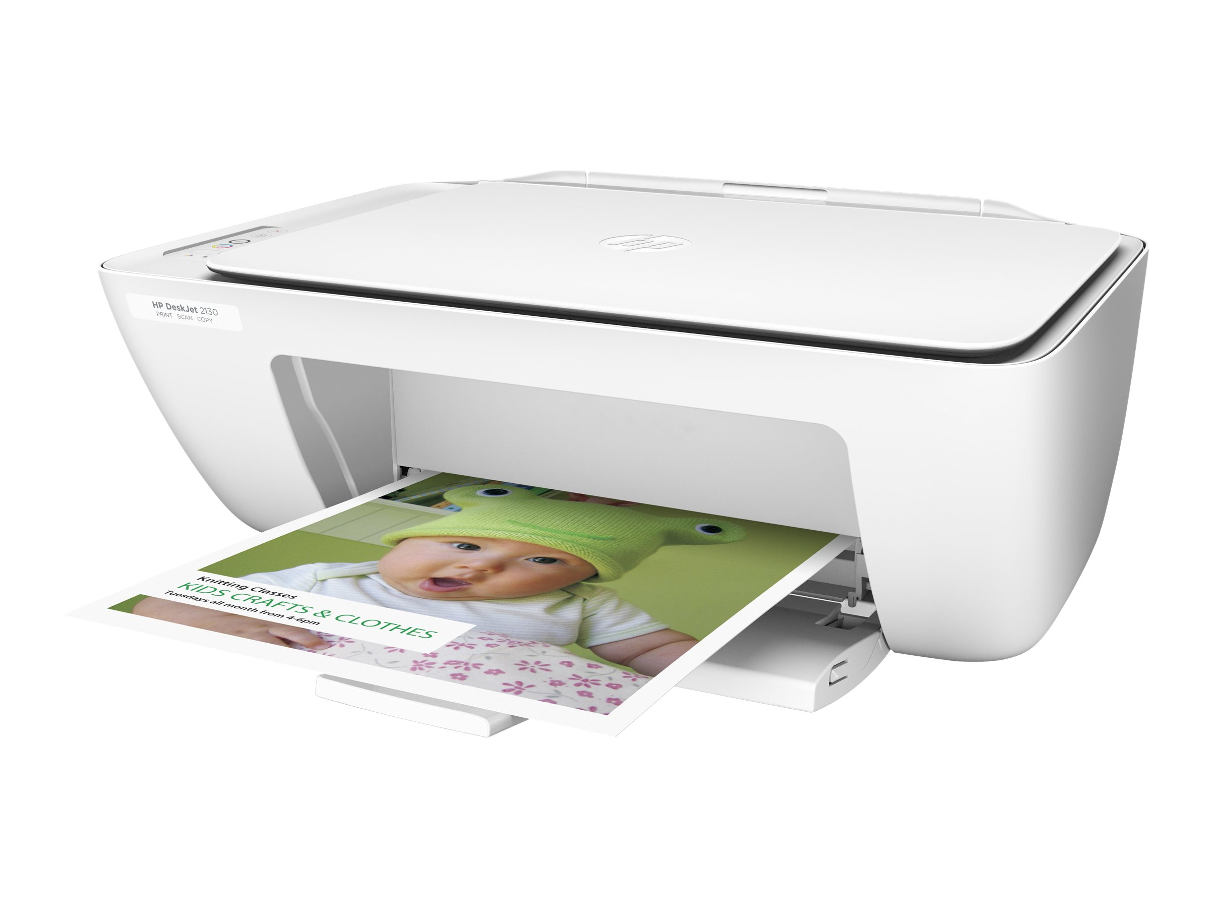 HP Deskjet 2130 All-in-One - Multifunktionsdrucker