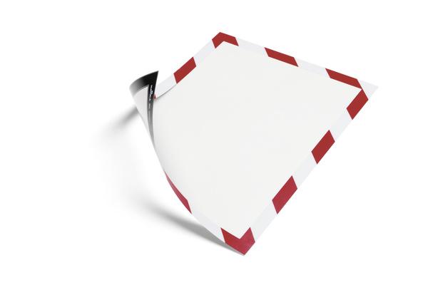 Durable 4945-132 - A4 - Rot - Weiß - 5 Stück(e)