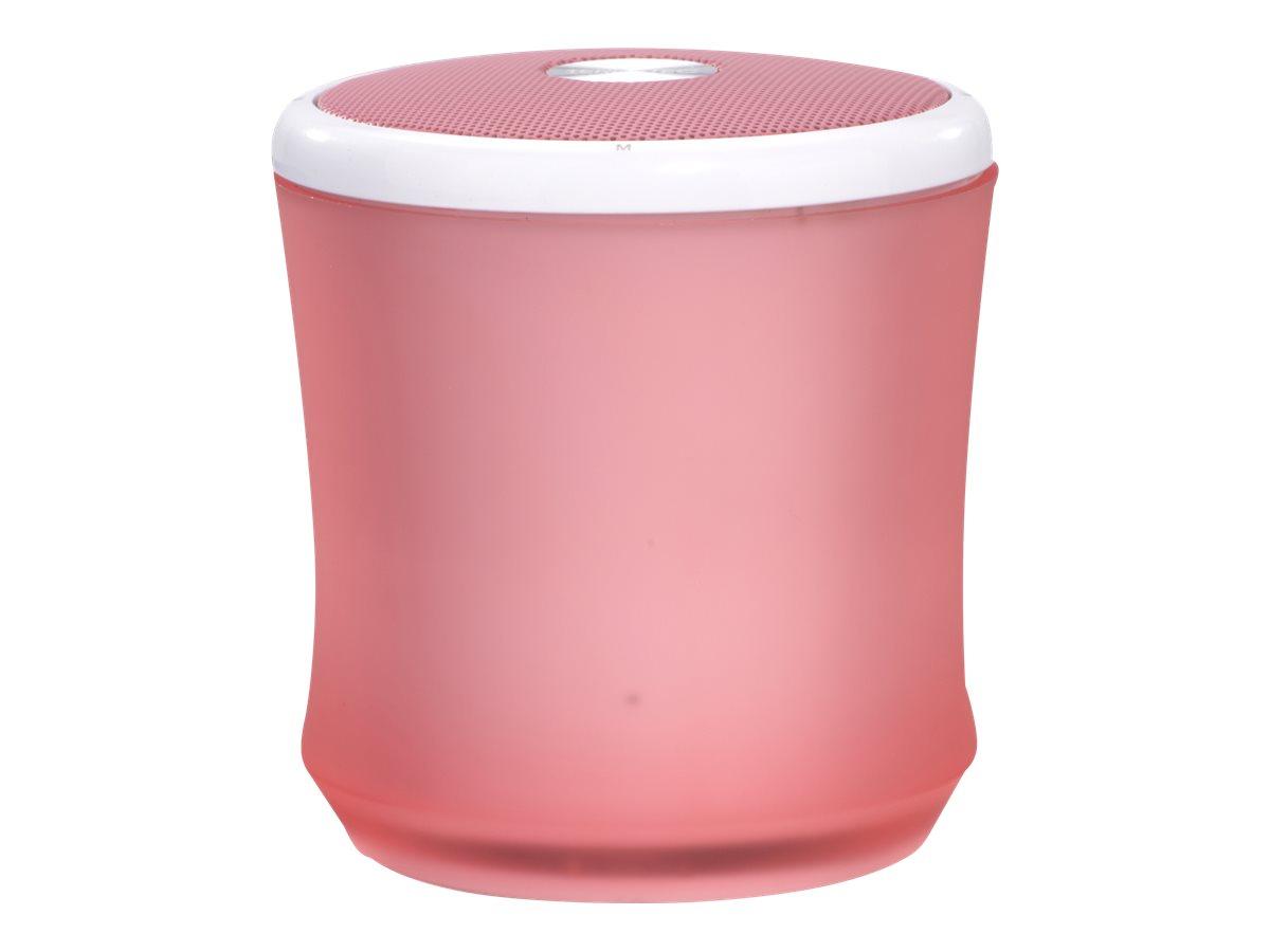 TerraTec CONCERT BT NEO xs - Lautsprecher - tragbar - pink