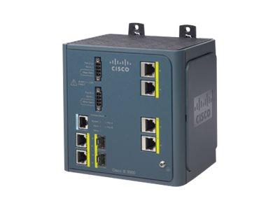 Cisco Ie 3000 Switchh 4 10/100 (IE-3000-4TC)