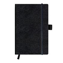 Herlitz Notizbuch my.book Classic A5 96 Blatt kariert schwarz - Einfarbig - Schwarz - A5 - 96 Blätter - 80 g/m² - Kariertes Papier