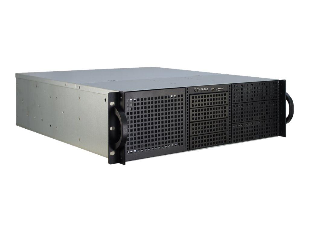 Inter-Tech IPC 3U-30248 - Rack - einbaufähig