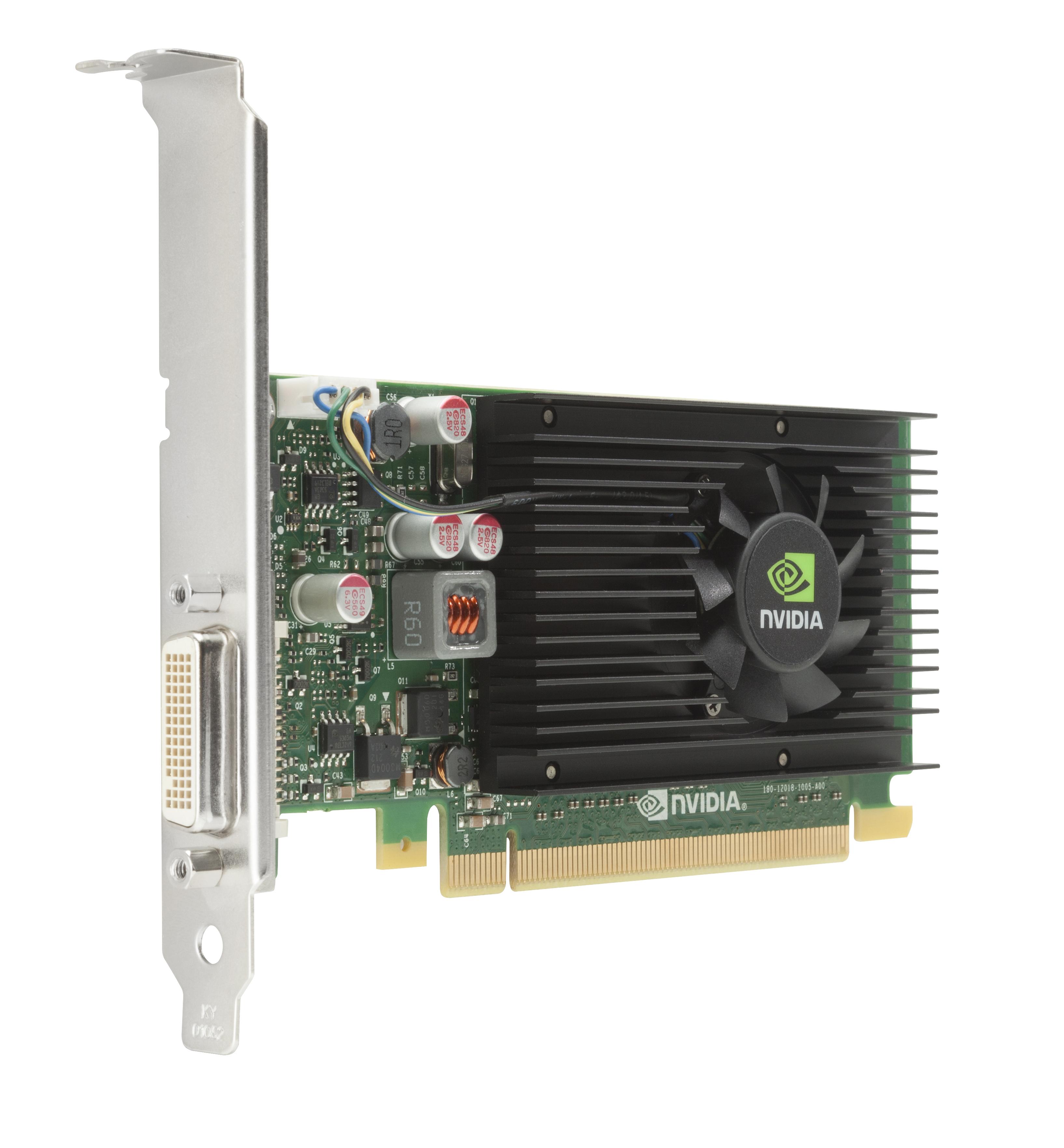 HP NVIDIA NVS 315 1-GB-Grafikkarte