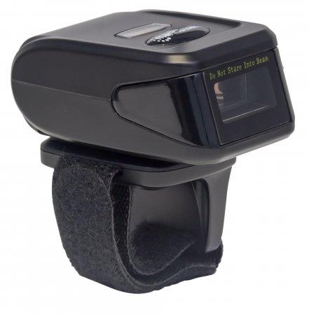 Manhattan Barcodescanner 1D Mini Ring 700mm Scan. wirel. BT