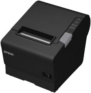 Epson TM-T88V-iHub Thermodruck POS printer 180 x 180DPI