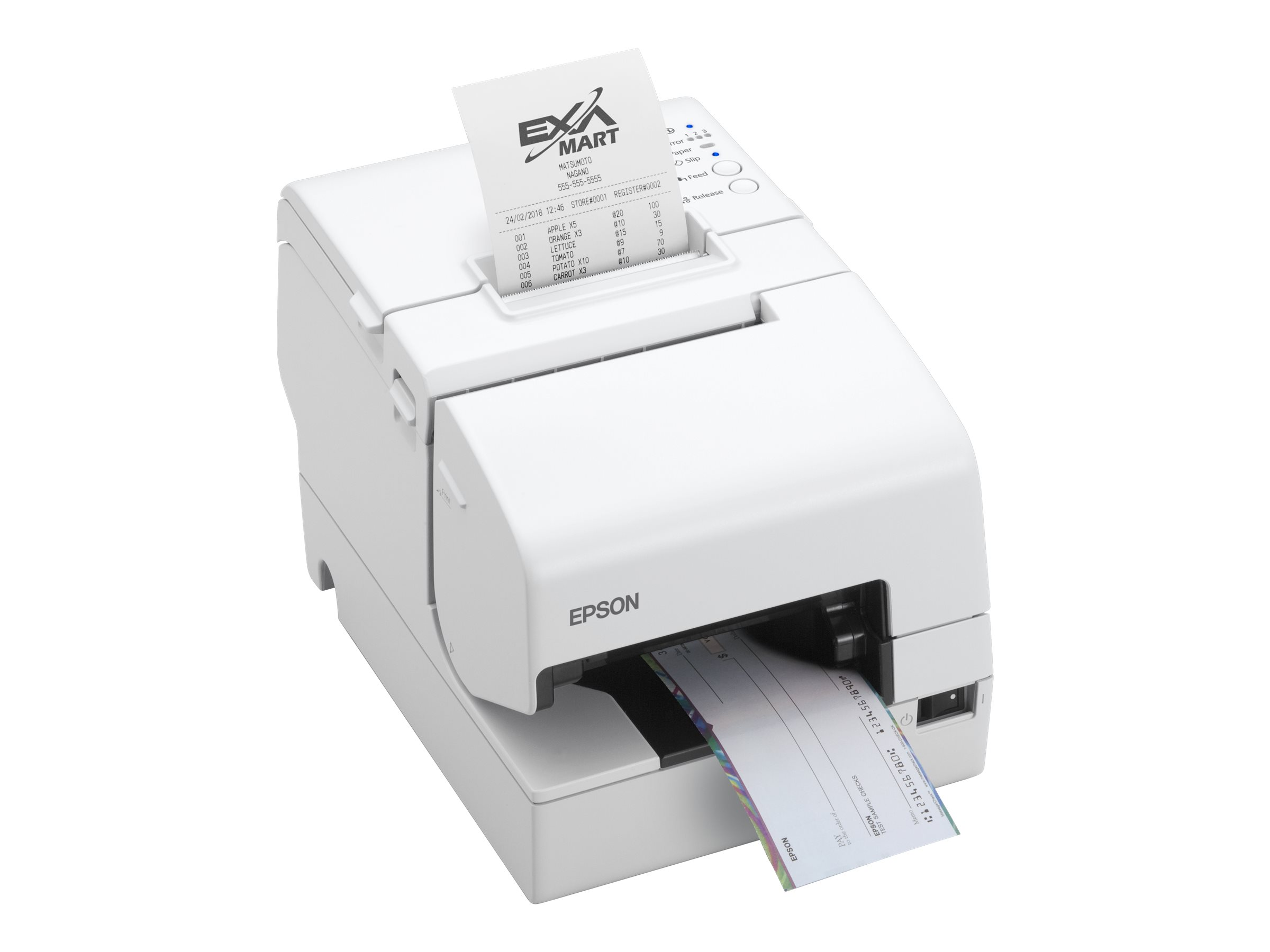 Epson TM - Belegdrucker - Thermozeile/Punktmatrix