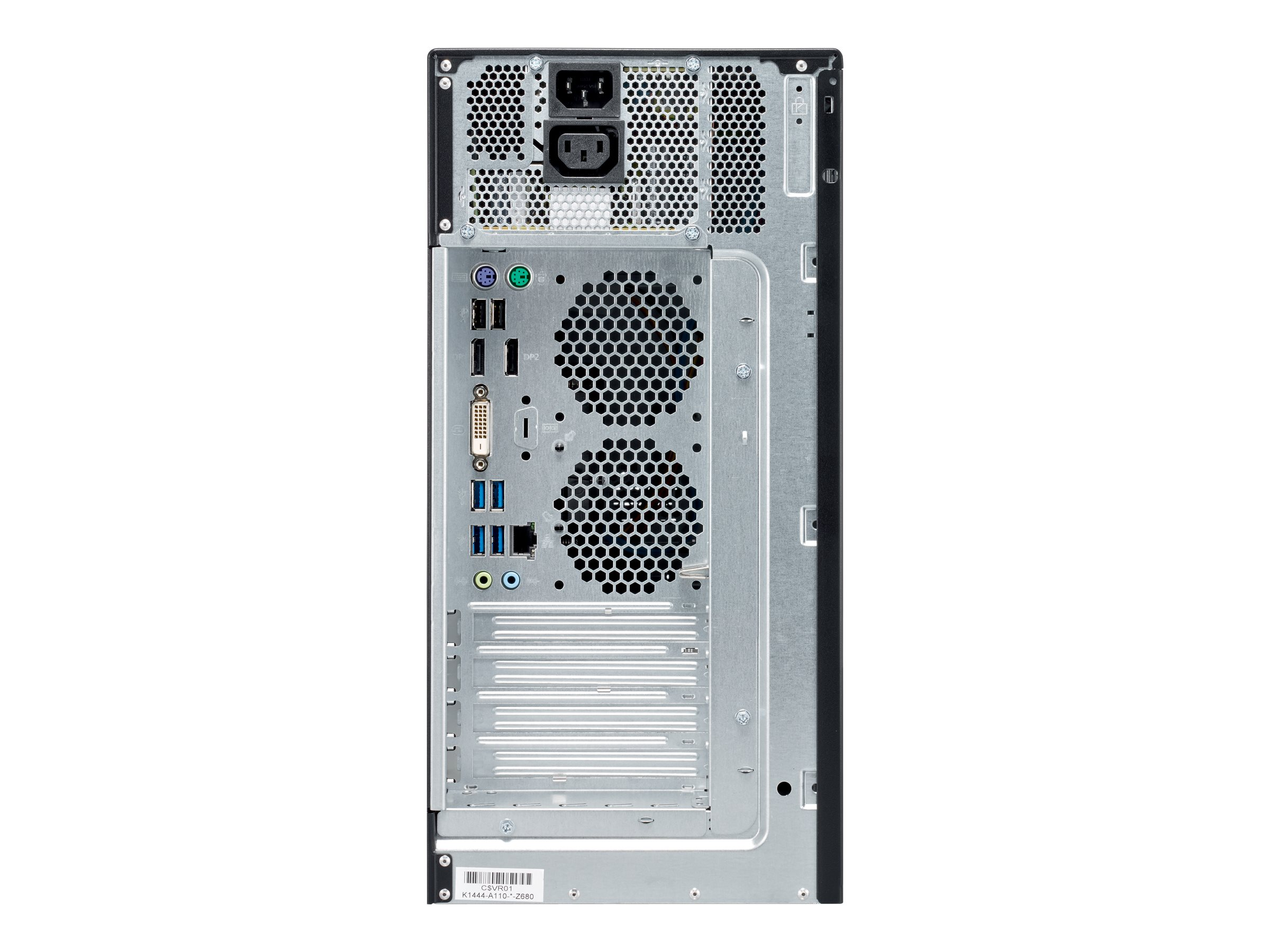 Fujitsu ESPRIMO P758/E94+ - Micro Tower - Core i3 9100 / 3.6 GHz