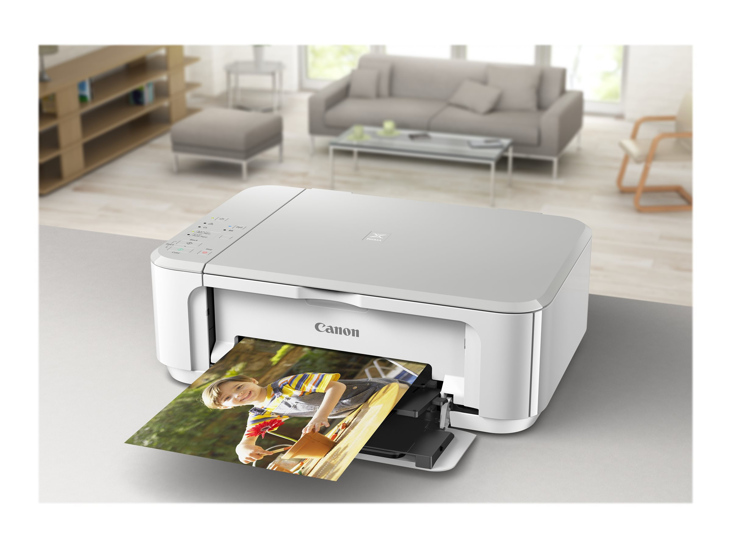 Canon PIXMA MG3650 - Multifunktionsdrucker - Farbe - Tintenstrahl - A4 (210 x 297 mm)