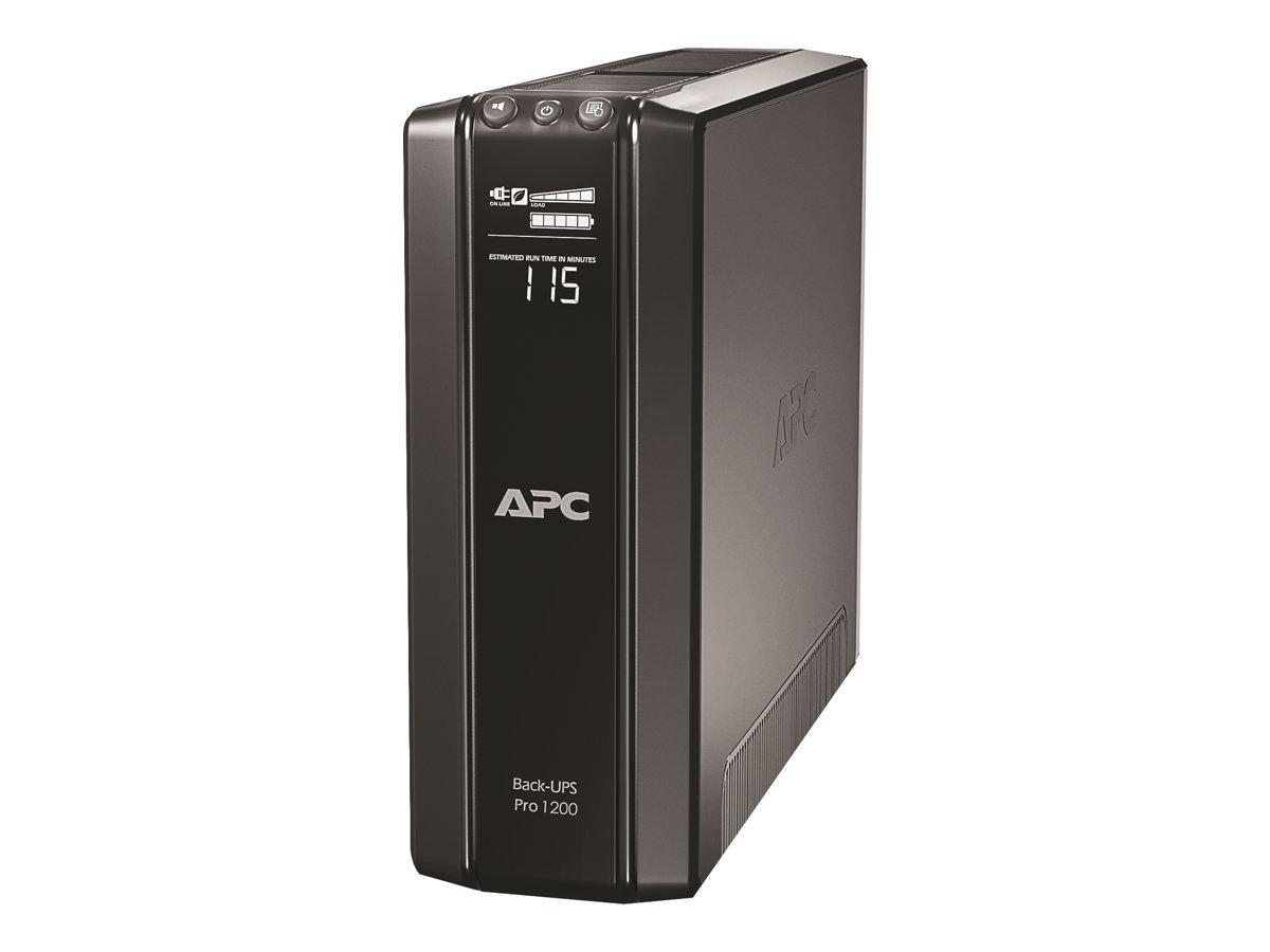 APC Back-UPS Pro 1200 - USV - Wechselstrom 230 V