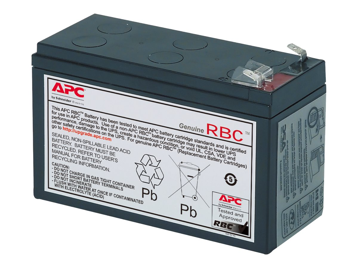 APC Replacement Battery Cartridge #17 - USV-Akku