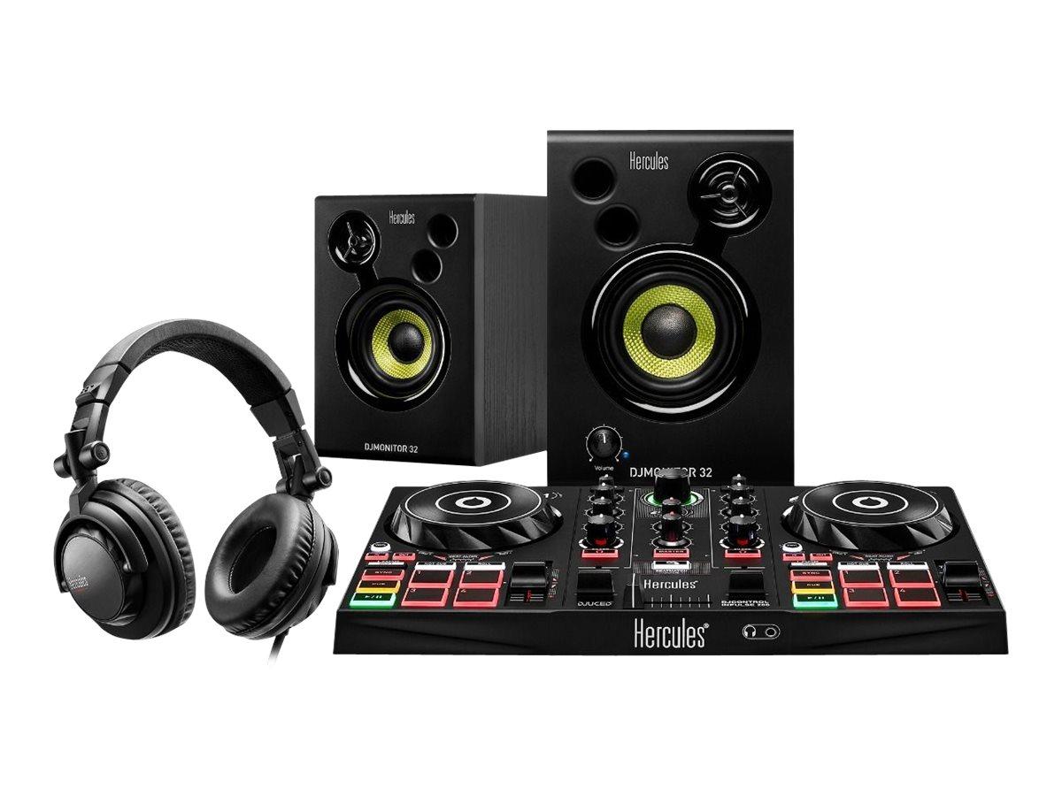 Hercules - DJ Control Inpulse 200 - DJLearning Kit - DJ-Regler - 2-Kanal
