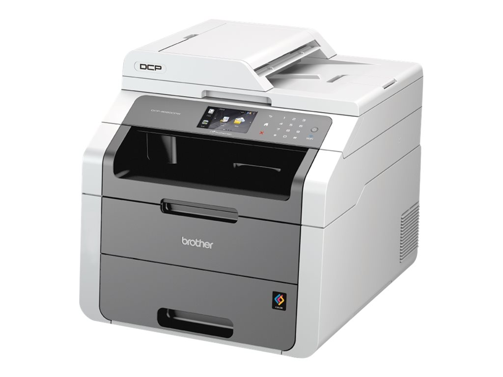 Brother DCP-9022CDW - Multifunktionslaserdrucker