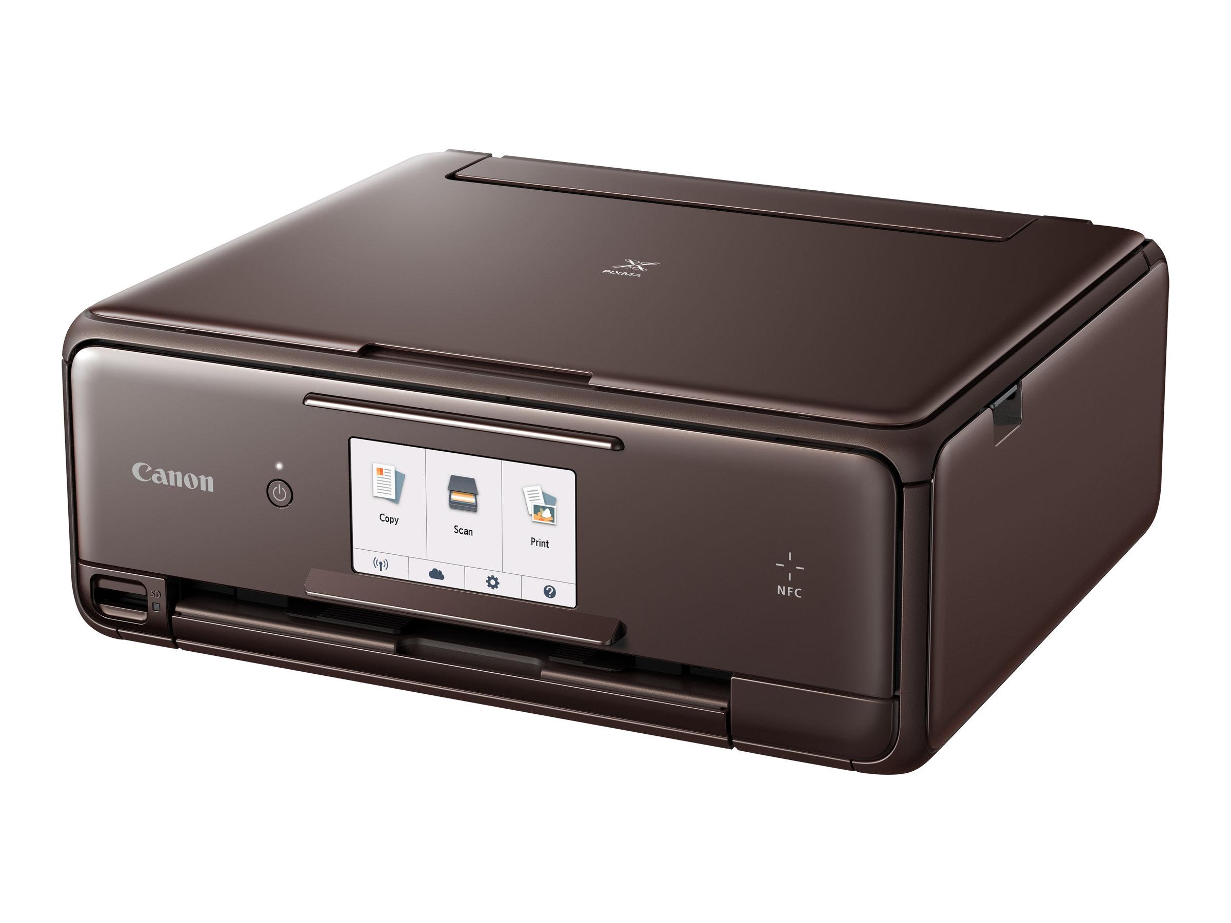 Canon PIXMA TS8053 - Multifunktionsdrucker