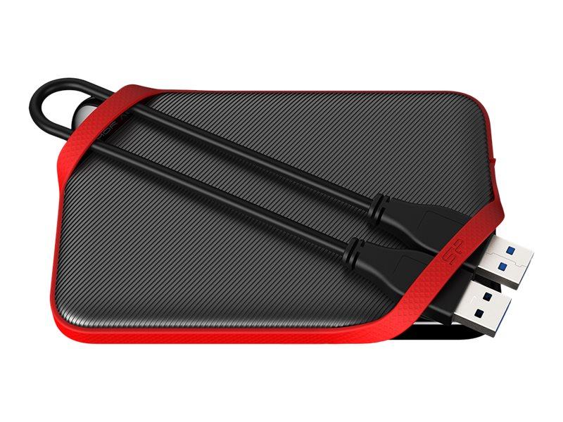 Silicon Power Armor A62 - Festplatte - 2 TB - extern (tragbar)