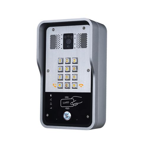 Fanvil I31S - Schwarz - Grau - IP65 - Schnelles Ethernet - 10,100 Mbit/s - RTSP - SNTP - VPN L2TP - SRTP - HTTP - HTTPS - DSCP - MD5 - STUN - IEEE 802.1p,IEEE 802.3af