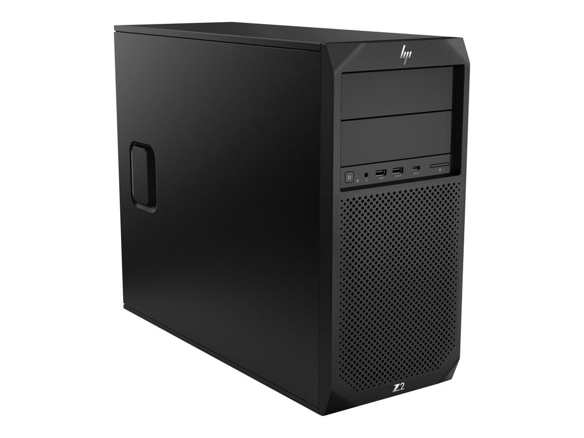 HP Workstation Z2 G4 - MT - 1 x Core i7 9700 / 3 GHz