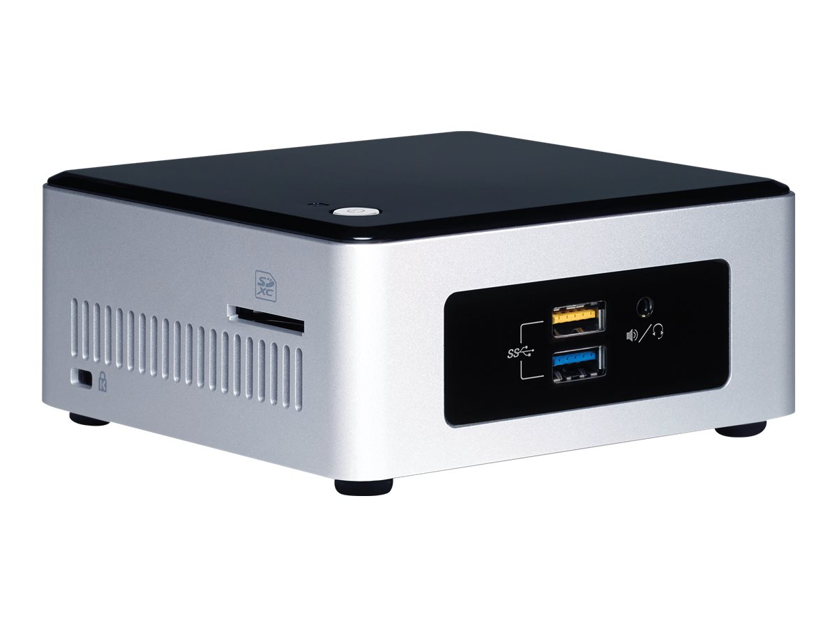 Intel Next Unit of Computing Kit NUC5CPYH - Barebone