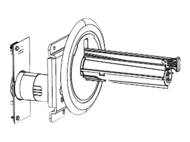 Zebra Trägermaterial-Aufnahmespulen- und Motorkit