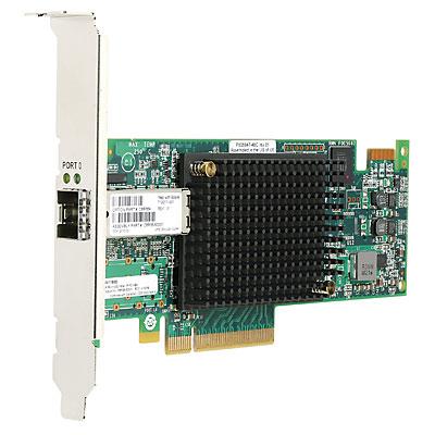 HP SN1100E 16Gb 1P FC Reman HBA (C8R38AR) - RENEW