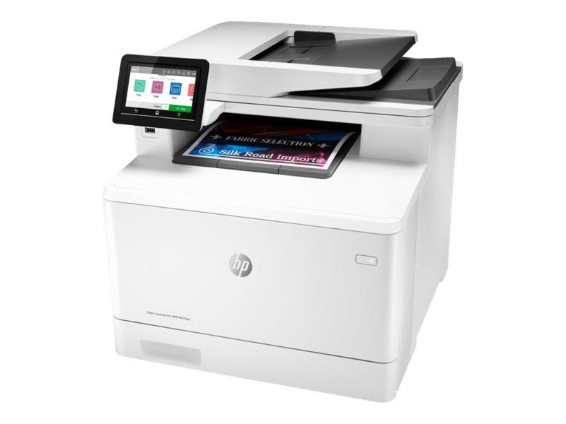 HP Color LaserJet Pro MFP M479dw, Color Laser, MFP