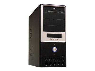 LC Power Classic 7005B - Tower - ATX 420 Watt (ATX12V 1.3)