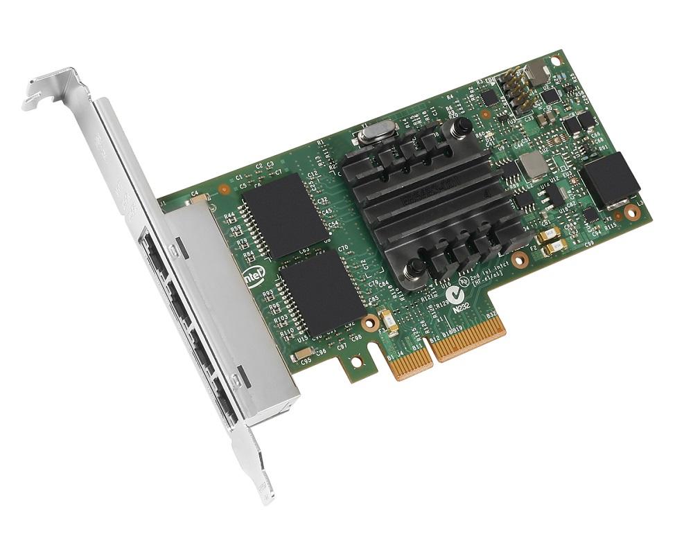 Lenovo Intel I350-T4 4xGbE BaseT Eingebaut Ethernet 1000Mbit/s Netzwerkkarte