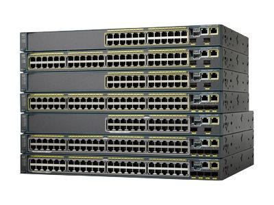 Cisco Catalyst 2960S-F48TS-L Switch (WS-C2960S-F48TS-L) - REFURB