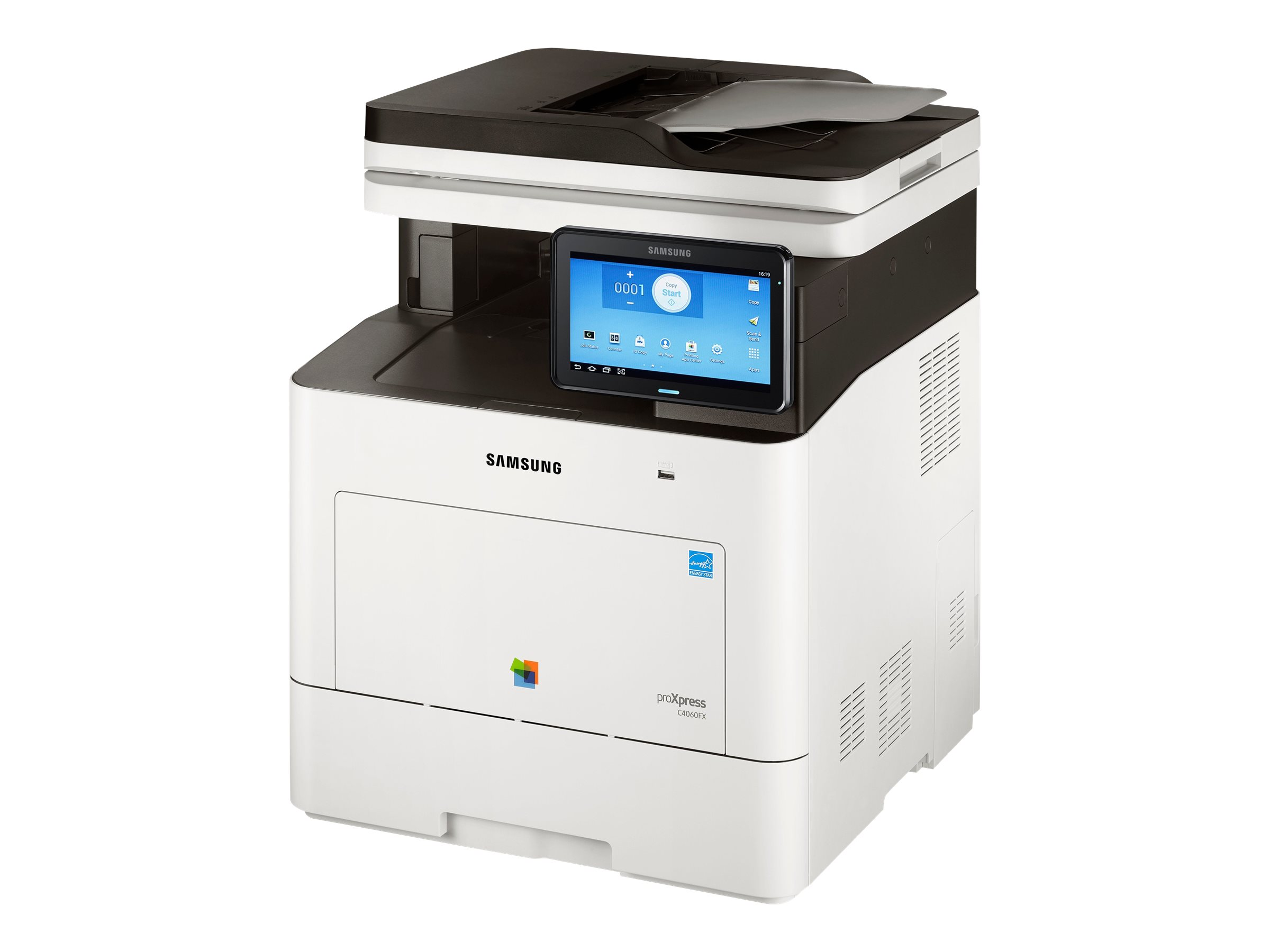 HP Samsung ProXpress SL-C4060FX - Multifunktionsdrucker - Farbe - Laser - Legal (216 x 356 mm)/