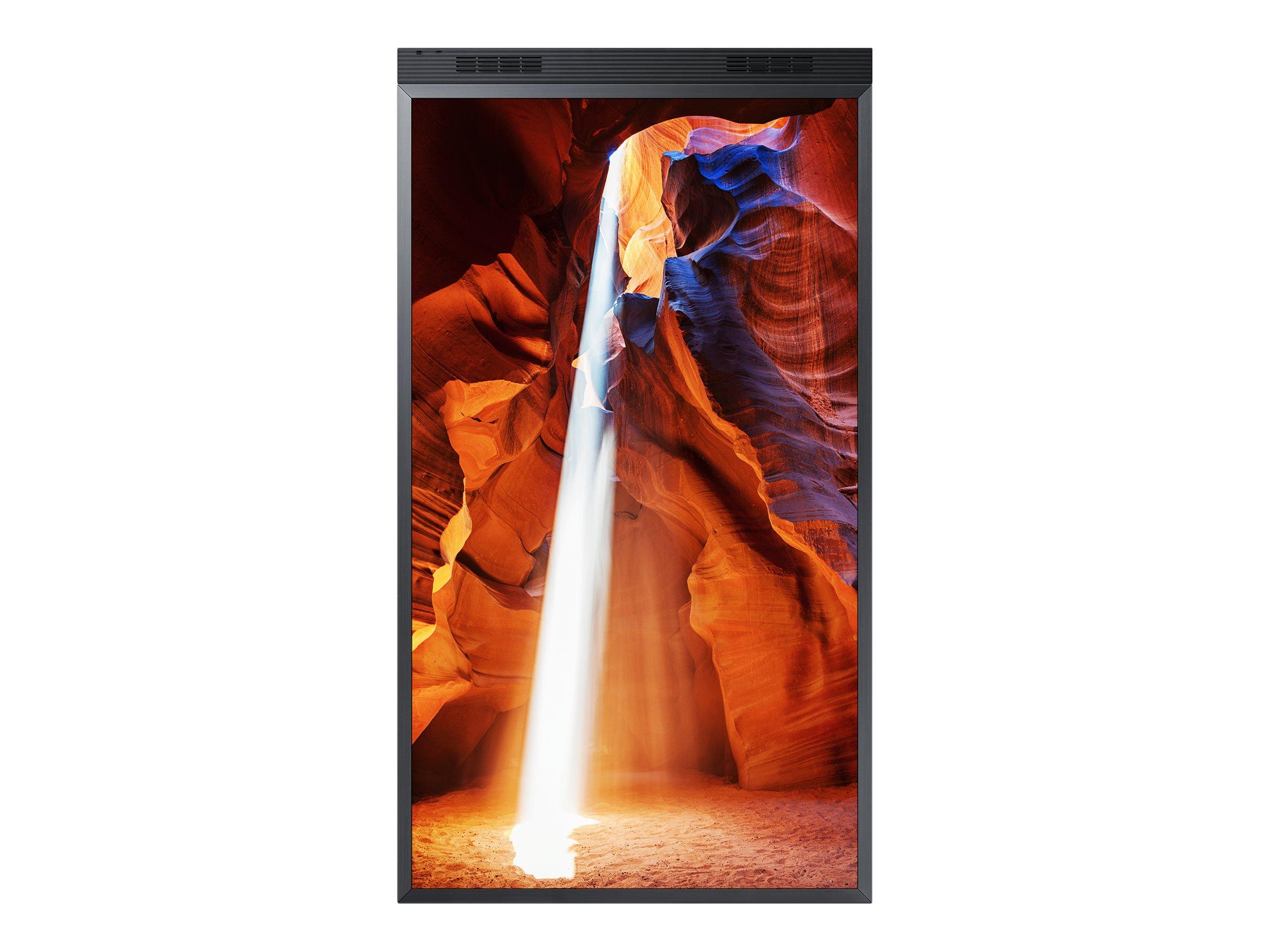 """Samsung OM55N-D - 140 cm (55"""") Klasse OMN-D Series LED-Display - Digital Signage - Tizen OS - 1080p (Full HD)"""