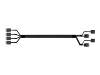 Oculink Cable Kit A2U4PSWCXCXK1 OCuLink SFF-8611 Schwarz