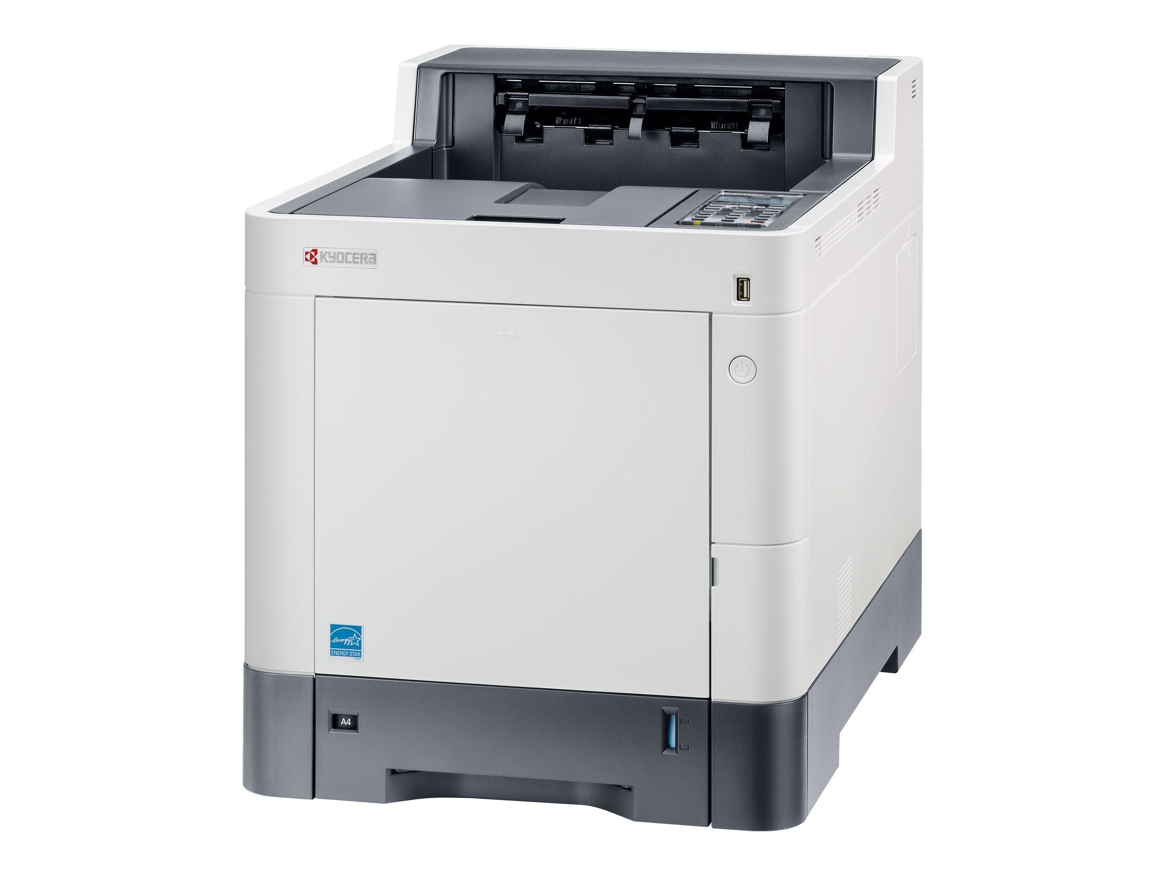 Vorschau: Kyocera ECOSYS P7040cdn - Drucker - Farbe - Duplex - Laser - A4/Legal - 9600 x 600 dpi - bis zu 40 Seiten/Min. (einfarbig)/