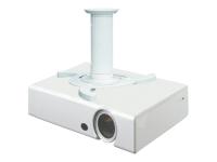BEAMER-C80 - Befestigungskit ( Deckenmontage ) für Projektor - White