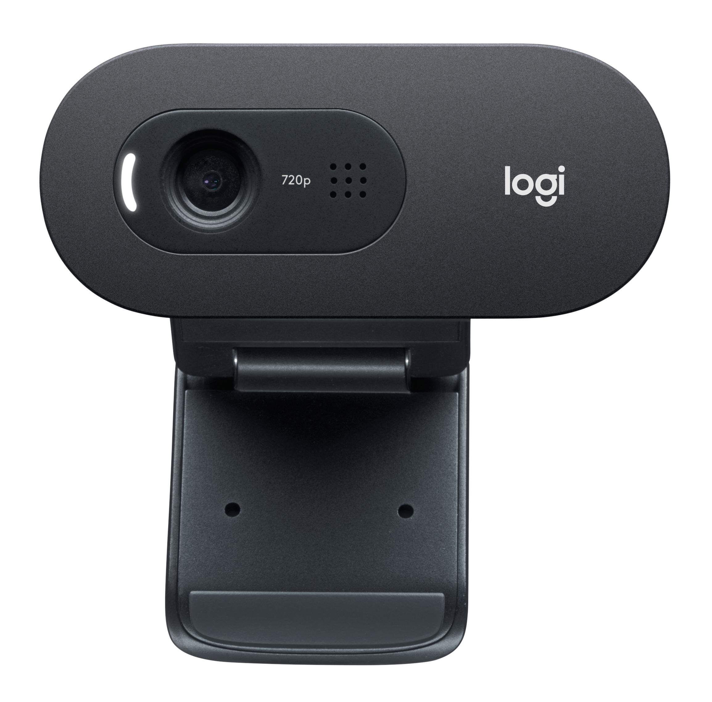 Logitech C505e - 1280 x 720 Pixel - 30 fps - 1280x720@30fps - 720p - 60° - USB