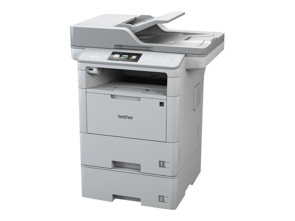 Brother MFC-L6800DWT - Multifunktionsdrucker - s/w - Laser - Legal (216 x 356 mm)