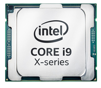 Core ® i9-7960X X-series Processor (22M Cache - up to 4.20 GHz) 2.8GHz 22MB Smart Cache Prozessor