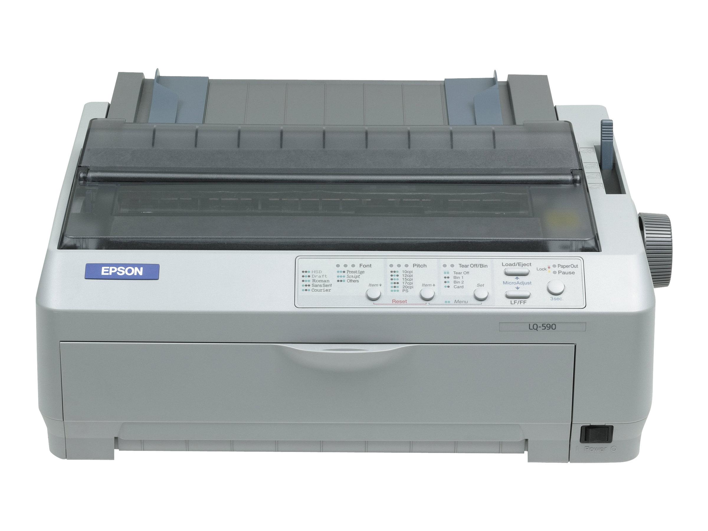 Epson LQ 590 - Drucker - monochrom