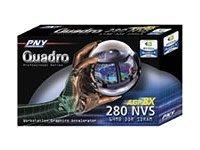 PNY NVIDIA Quadro4 280 NVS by PNY