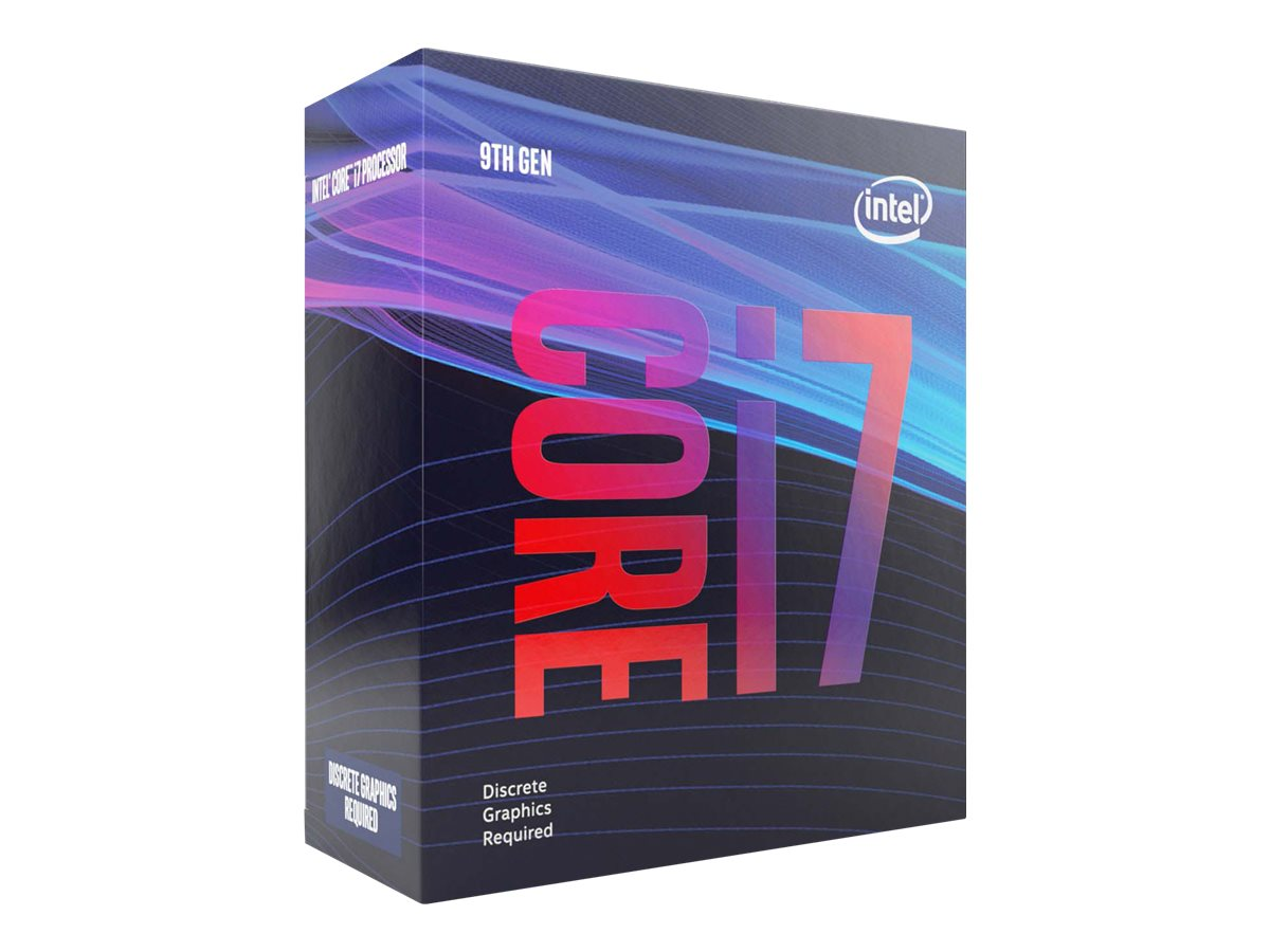 Intel Core i7 9700F - 3 GHz - 8 Kerne - 8 Threads
