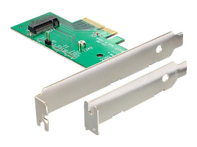 Delock PCI Express Card > 1 x internal M.2 NGFF