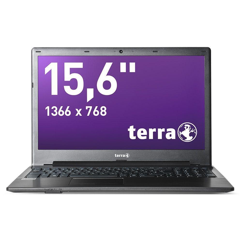 Wortmann AG TERRA MOBILE 1513A 1.6GHz N3700 15.6Zoll 1366 x 768Pixel Schwarz Notebook
