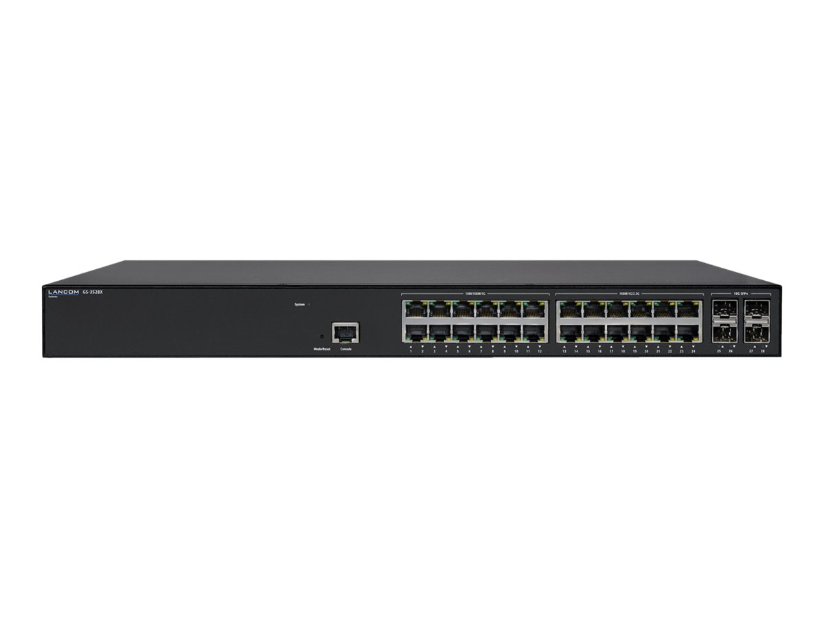 Vorschau: Lancom GS-3528X - Switch - L3 Lite - managed