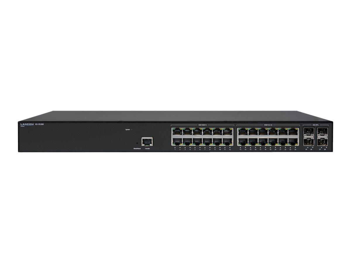 Lancom GS-3528X - Switch - L3 Lite - managed