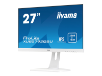ProLite XUB2792QSU-W1 27Zoll 2K Ultra HD IPS Matt Weiß Flach Computerbildschirm LED display