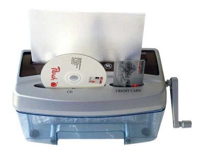 Peach PS300-21 - Vorzerkleinerer - Papier - CD´s - Kreditkarten