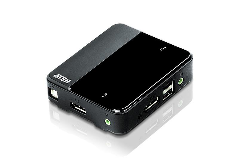 ATEN-CS782DP-KVM-Audio-USB-Switch-USB