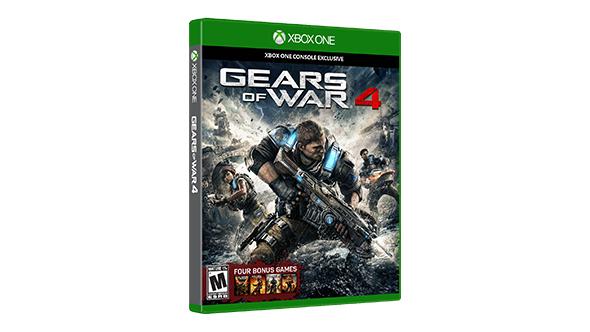Microsoft Gears of War 4 - Xbox One - Xbox One - Multiplayer-Modus - M (Reif)