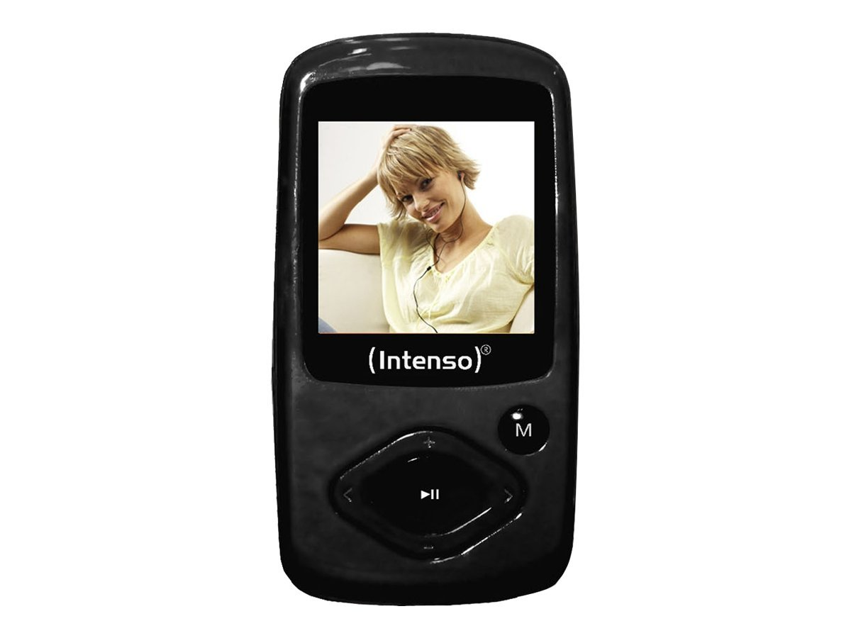Intenso Video Scooter - Digital Player -Anzeige: 4.5 cm ( 1.8 Zoll )